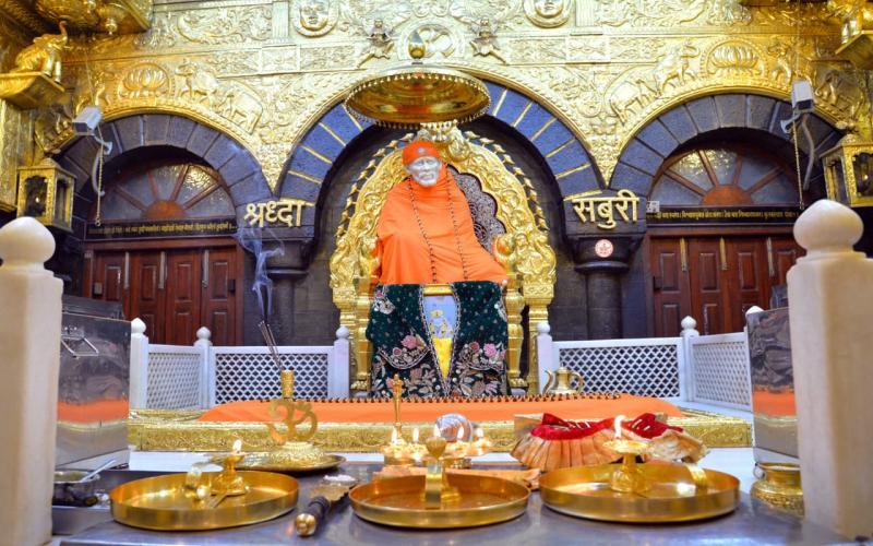Download Sai Baba aarti - Shri Saibaba Sansthan Trust, Shirdi
